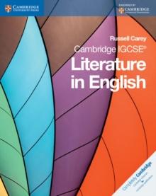 Image for Cambridge IGCSE Literature in English