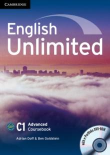 Image for English unlimited: Advanced coursebook with e-Portfolio