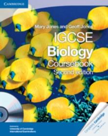 Image for IGCSE biology: Coursebook