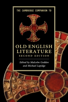 Image for The Cambridge companion to Old English literature