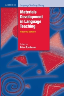 Image for Materials development in language teaching