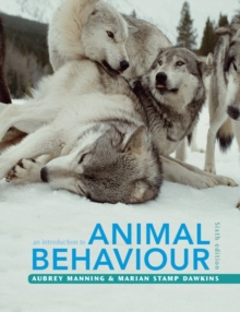 Image for An introduction to animal behaviour