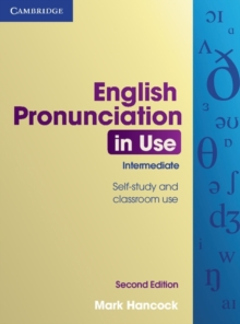 Image for English pronunciation in use  : self-study and classroom useIntermediate
