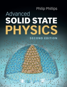 Image for Advanced solid state physics