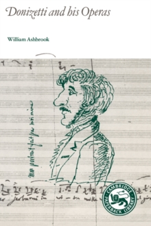 Image for Donizetti and his operas