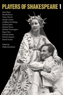 Image for Players of Shakespeare 1  : essays in Shakespearian performance by twelve players with the Royal Shakespeare Company