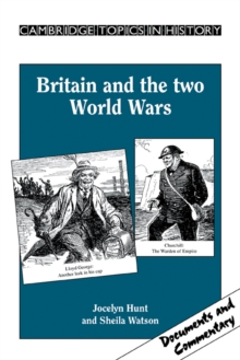 Image for Britain and the Two World Wars