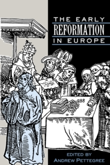 Image for The Early Reformation in Europe