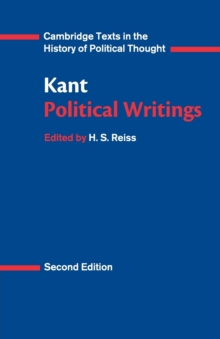 Image for Kant: Political Writings