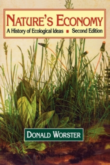 Image for Nature's economy  : a history of ecological ideas