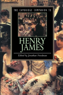 Image for The Cambridge companion to Henry James