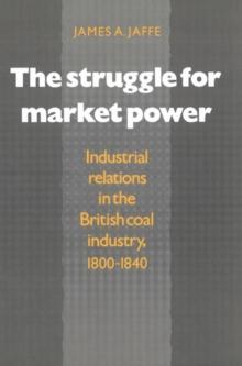 Struggle for Market Power
