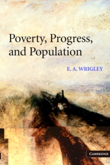 Image for Poverty, progress and population