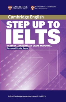 Image for Step up to IELTS: Personal study book