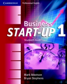 Image for Business start-up1: Student's book