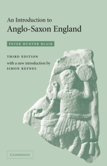 Image for An Introduction to Anglo-Saxon England