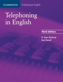 Image for Telephoning in English