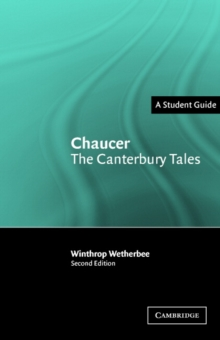 Image for Geoffrey Chaucer, The Canterbury tales