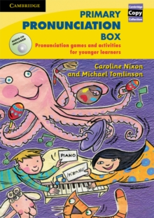 Image for Primary Pronunciation Box with Audio CD