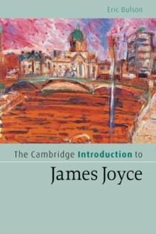 Image for The Cambridge introduction to James Joyce