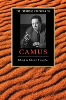 Image for The Cambridge companion to Camus