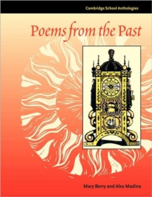 Image for Poems from the past  : literature for Key Stage 3