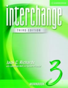 Image for Interchange Workbook 3