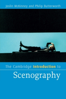 Image for The Cambridge introduction to scenography