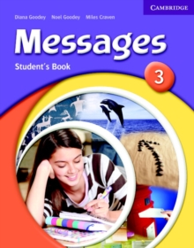 Messages 3 Student's Book - Goodey, Diana