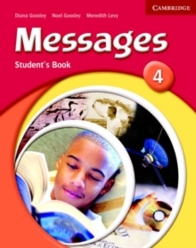 Messages 4 Student's Book - Goodey, Diana
