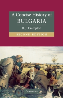Image for A concise history of Bulgaria