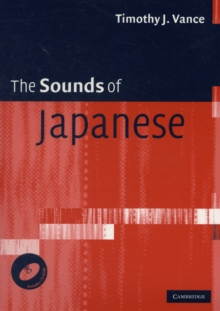 Image for The sounds of Japanese