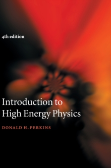 Image for Introduction to High Energy Physics