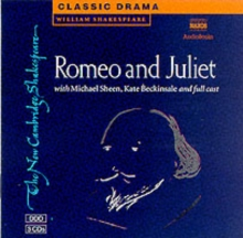 Image for Romeo and Juliet 3 Audio CD Set