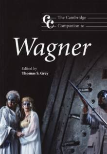 Image for The Cambridge companion to Wagner