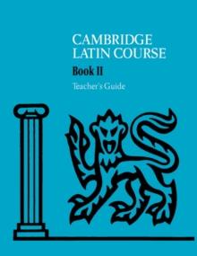 Image for Cambridge Latin courseBook 2: Teacher's handbook
