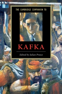 Image for The Cambridge companion to Kafka