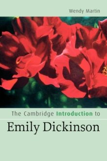 Image for The Cambridge introduction to Emily Dickinson