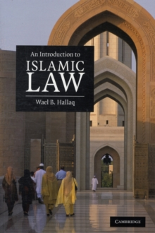 Image for An introduction to Islamic law