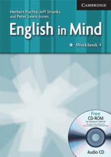 Image for English in mind4: Workbook