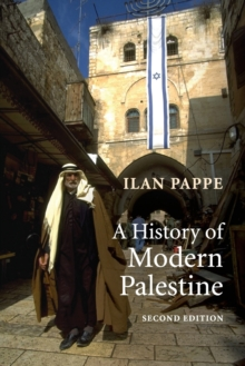 Image for A history of modern Palestine  : one land, two peoples