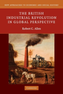 Image for The British industrial revolution in global perspective