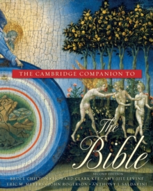 Image for The Cambridge companion to the Bible