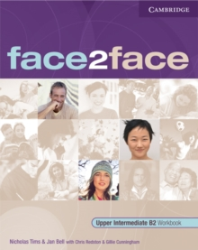 Image for Face2faceUpper intermediate workbook