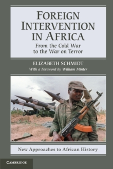 Image for Foreign intervention in Africa  : from the Cold War to the War on Terror