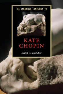 Image for The Cambridge companion to Kate Chopin