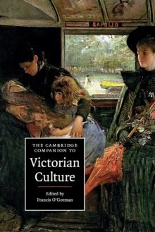 Image for The Cambridge companion to Victorian culture