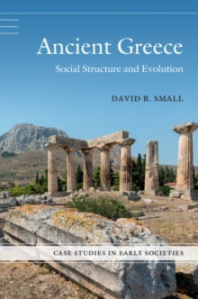 Image for Ancient Greece  : social structure and evolution