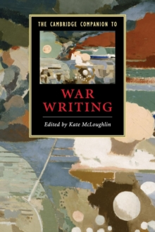 Image for The Cambridge companion to war writing