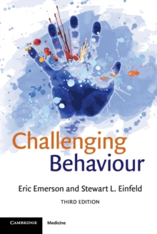 Image for Challenging behaviour